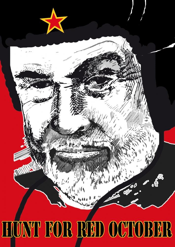Sean Connery por veitsberger